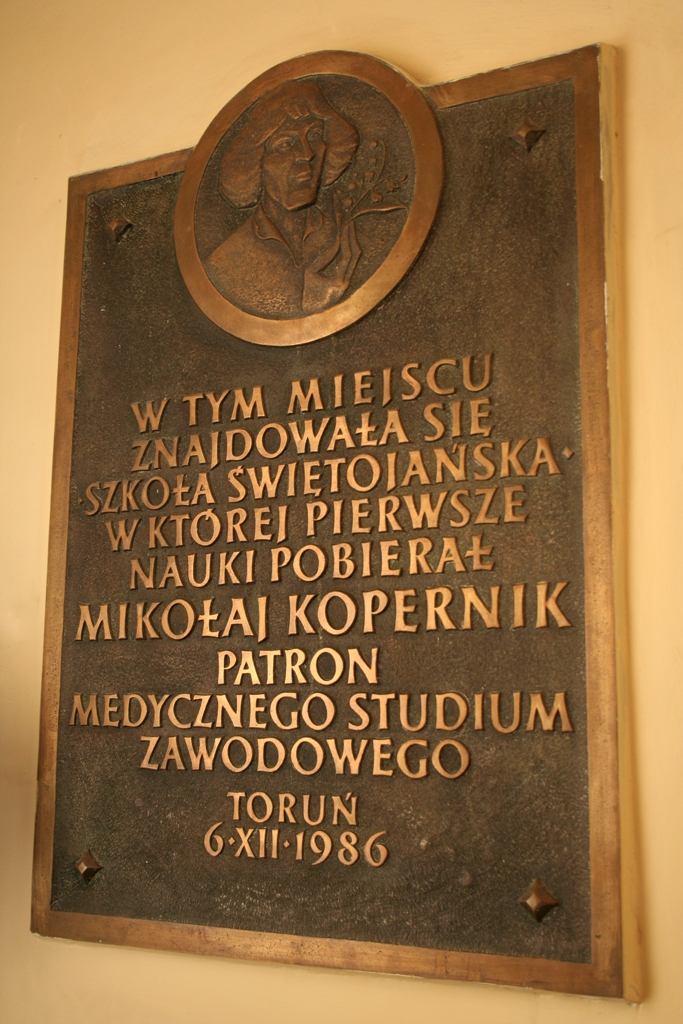 Zdjęcie: tablica pamiątkowa