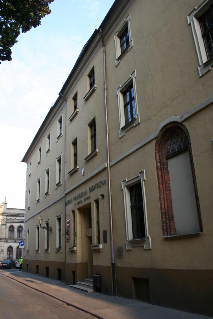 Zdjęcie: widok frontu szkoły