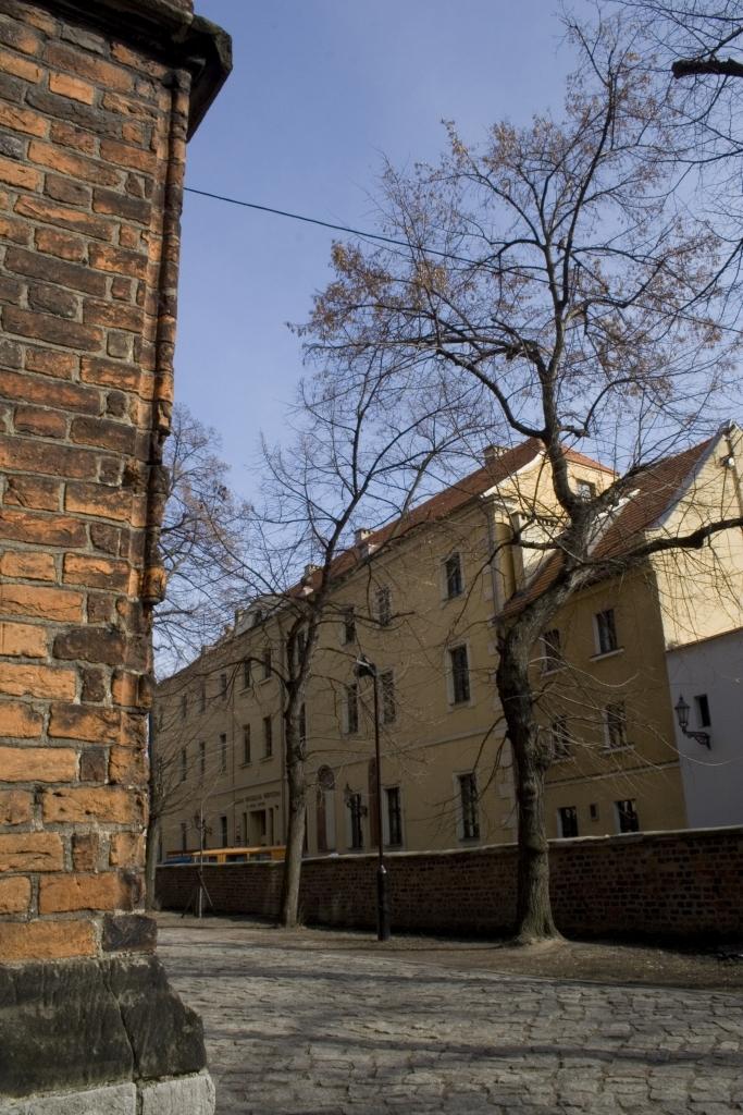 Zdjęcie: widok szkoły z perspektywy